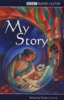 Book Cover 'My Story' for First Tooth & Service Interrupted